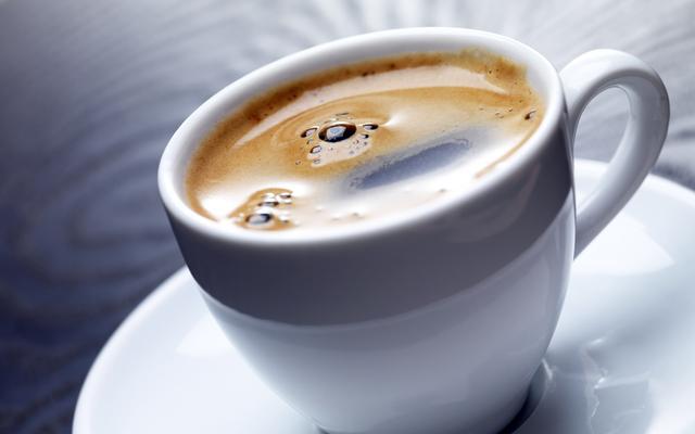 早上一杯咖啡心脏更健康