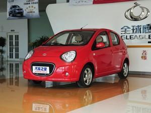 吉利全球鹰吉利汽车熊猫2011款 1.3L 手动舒适型Ⅱ