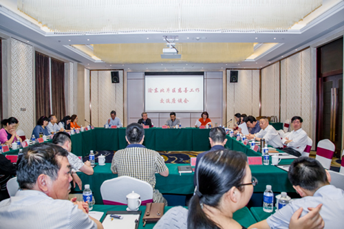 渝东北片区慈善工作交流座谈会在巫山召开