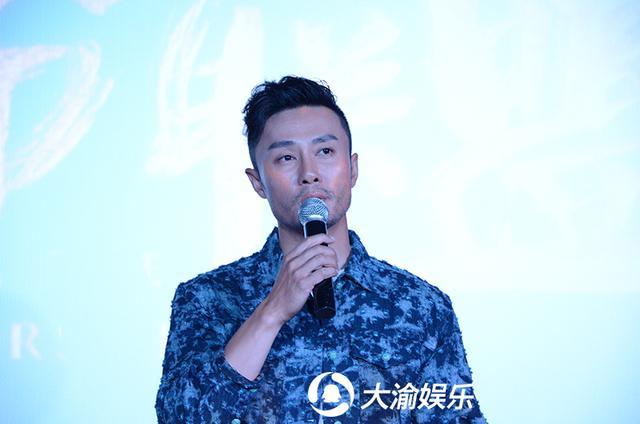 《军师联盟》来渝聊幕后故事:吴秀波差点吃救心丸