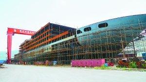 造艘船利润仅3%-5% 重庆最大的民营造船厂停产