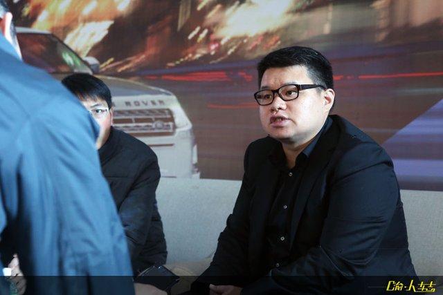 大渝汽车专访重庆惠通陆华总经理蔡旭宇先生