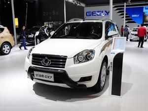 吉利全球鹰吉利汽车全球鹰GX72013款 2.4L 自动尊贵型