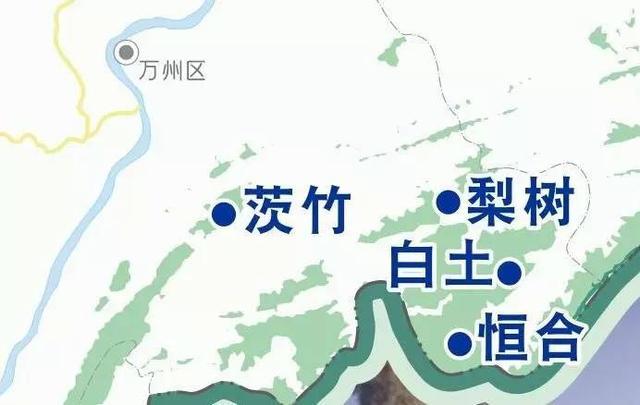 茨竹乡位于万州区东南部,距万州主城30公里,是重庆市规划的避暑休闲图片