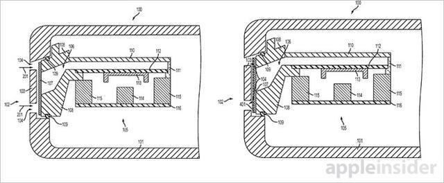 苹果新专利曝光:防水扬声器 骨传导耳机