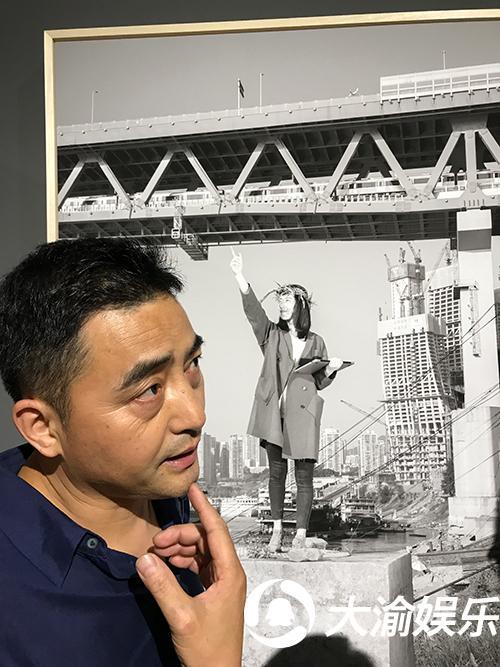 他拍重庆女人近万张照片 开展览展出《时代肖像》