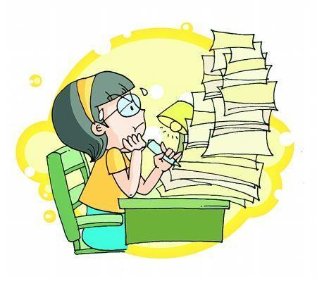 学生放假3天要写25万字作业 当事老师已道歉