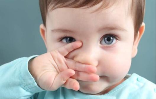 7种宝宝鼻涕症状预示不同疾病