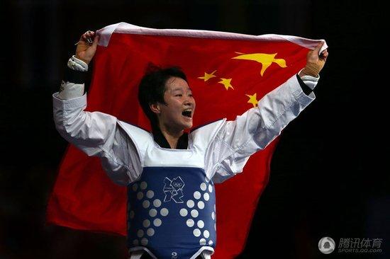 吴静钰完胜成功卫冕 中国奥运金牌数达199枚