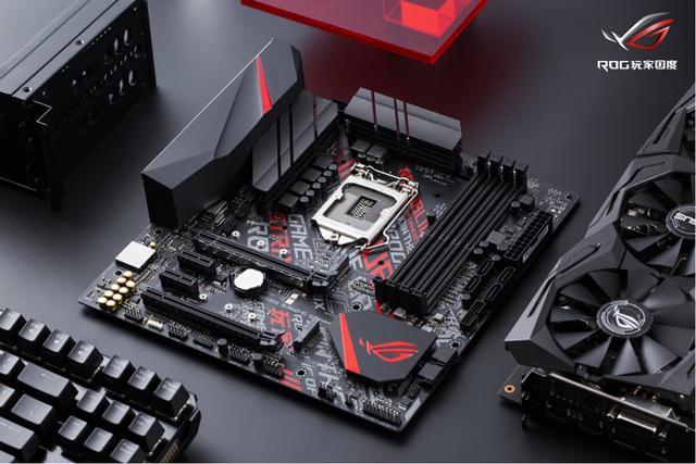 虽然采用的是M-ATX小板型设计,但是这款主板仍有着不俗的扩展性,包括四根DDR4内存插槽、一根PCIe 3.0 x16(x16)插槽、六个SATA 6.0 Gb/s接口,两个M.2接口等等。其中,双M.2疾速接口不仅可完美支持英特尔傲腾内存技术,而且还可组建顶尖性能的RAID 0磁盘阵列,进而实现飞一般的游戏加载速度。