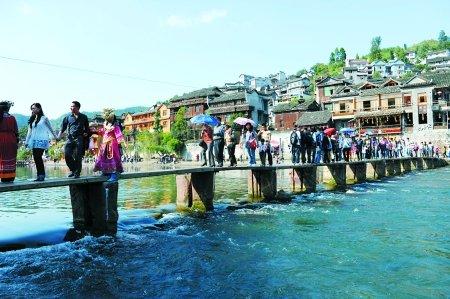 凤凰出台六措施整顿市场 保障游客安全