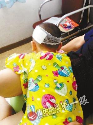 妈妈急刹车导致5岁儿子骨折 儿童坐小车六注意