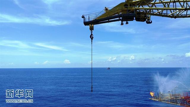 我国首次海域可燃冰试采结束并关井