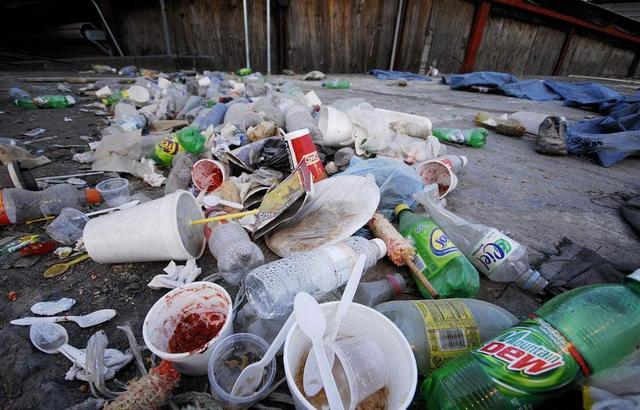 减少外卖垃圾危害还要从源头入手