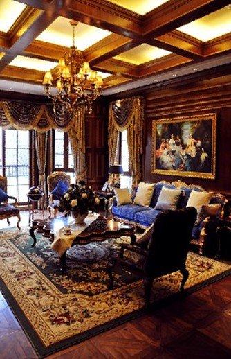 城心纯墅之上 融创勋爵堡成就家族终极居住