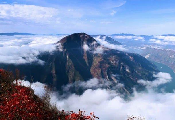 """重庆又一景点走红,据说是""""神女传说""""发源地,你听说过吗?"""