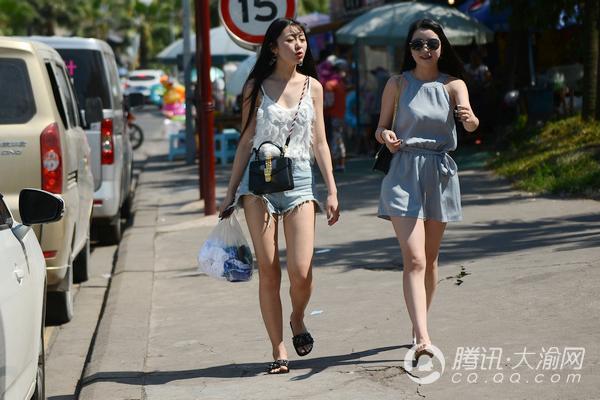重庆20余区县发布今夏首个高温红色预警