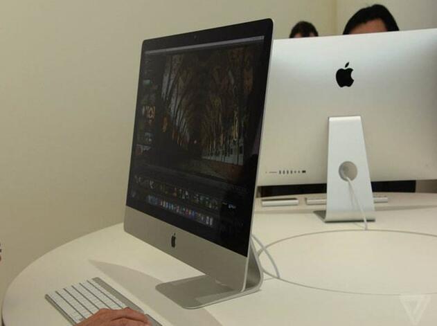 传苹果拟下半年发高端iMac:5K分辨率屏幕