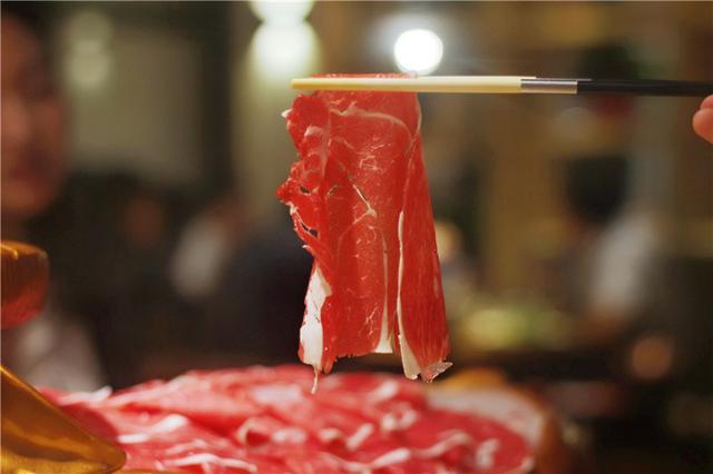 菜品上吃好处鲁西头牛旗舰店午市餐桌6.8折海蜇丝吃了有肥牛吗图片
