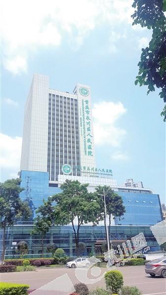 永川区人民医院红河院区住院大楼正式投用