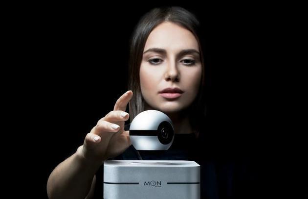 世界首款悬浮智能摄像头还能对话