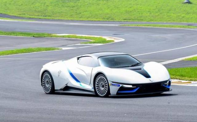 日内瓦车展上,国产品牌新能源让世界颤抖了吗?