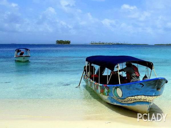 盘点全球十大水质最透明的海岛
