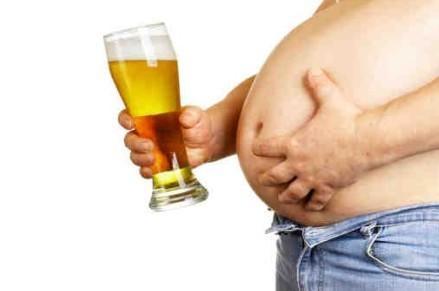 喝酒不怕醉 那你怕胖吗