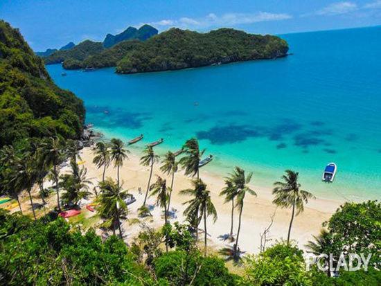苏梅岛:寻找梦想中的热带岛屿仙境