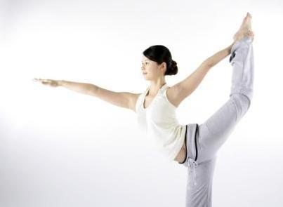 瑜伽两式助你纤细双腿