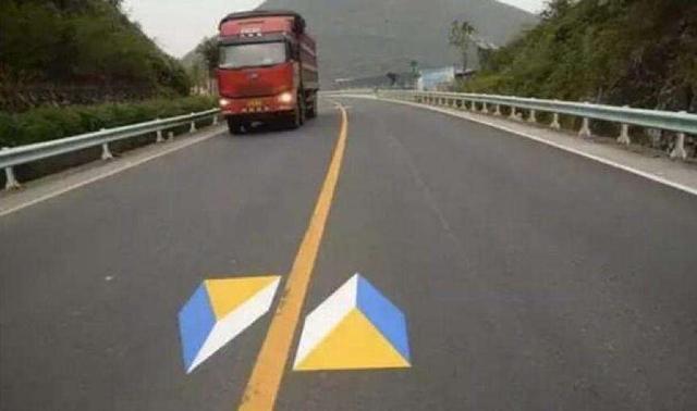 高速公路上的这6种线,必须要懂