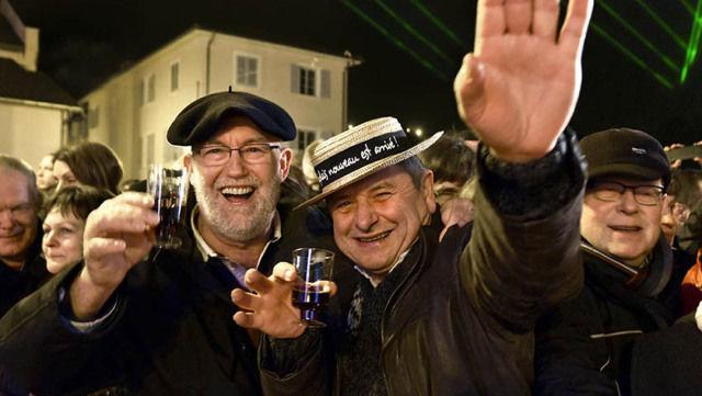 2016法国博若莱新酒节 同世界一起举杯