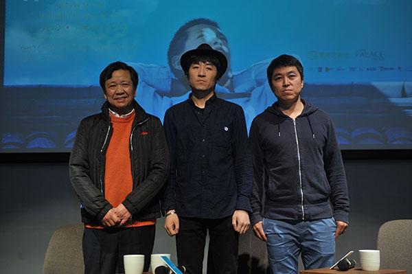 《八月》导演张大磊谈父子情:父亲带我走近电影