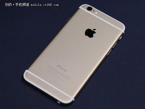 [重庆]要抢鲜别嫌贵 iPhone 6仅6999元