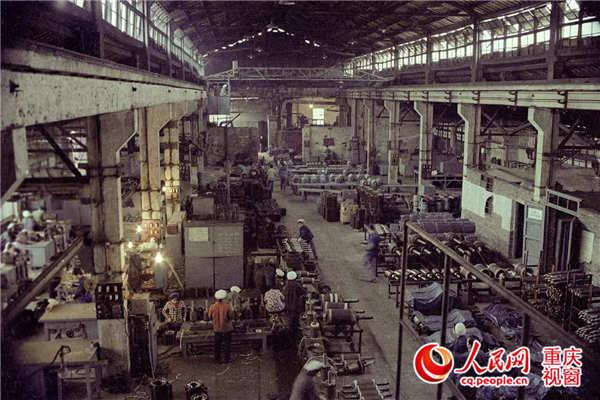 《你好·化龙桥》影展 老照片再现工业重镇