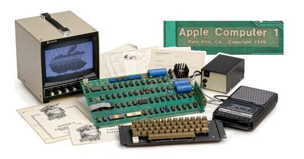 又一台罕见的Apple I即将拍卖全球仅存8台