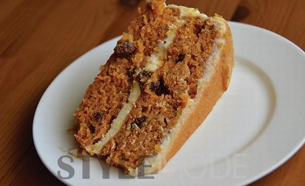 胡萝卜蛋糕真的是黑暗料理吗?反正我开始是拒绝的...