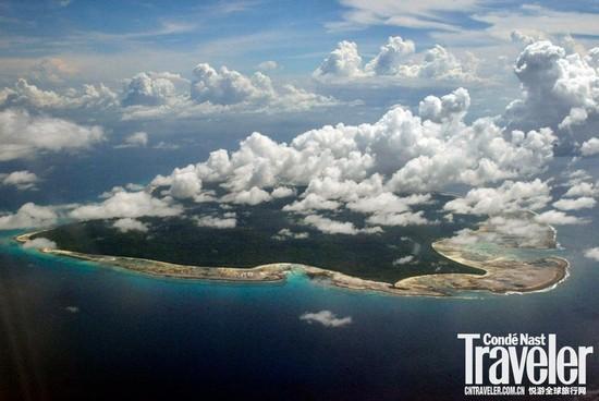 探秘全球10个奇怪岛屿 最后一个你敢看吗