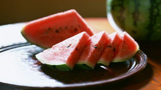 消暑利器西瓜的五个健康好处