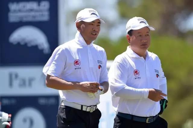重慶梦之城娱乐酒業隊獲得世界企業高爾夫全球總決賽冠軍