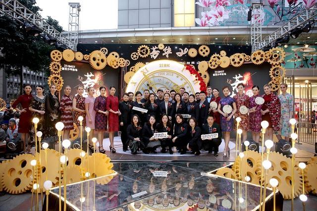 庆三八妇女节,沙重百让重庆女性过了个超美的节
