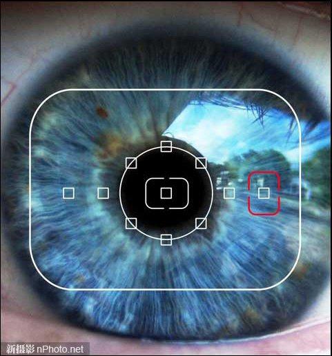人的眼睛有多少像素_分析:人的眼睛相当于一台多少像素的数码相机