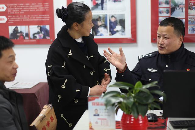民警化解矛盾纠纷太厉害警队为他成立工作室