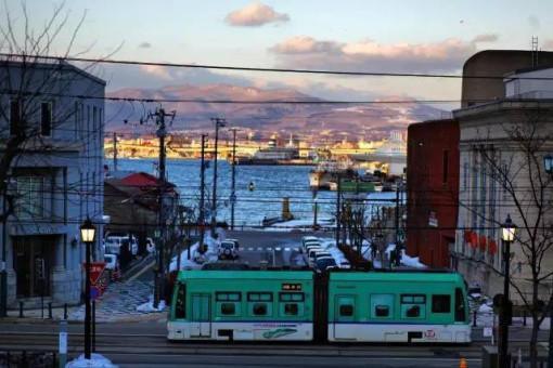 北海道的雪, 承包了我对冬天的所有幻想