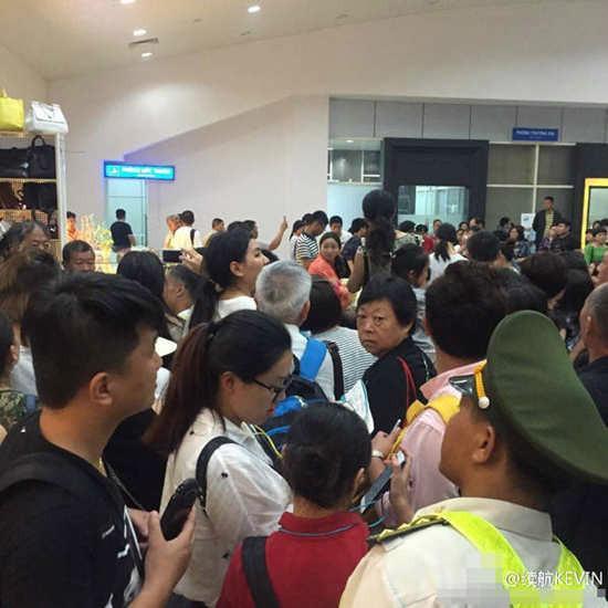 越南海关向中国游客强索小费  由来已久