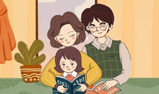 补上家庭教育,居家学习难得