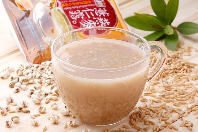 男人减肥饮食有原则 首选燕麦薏米