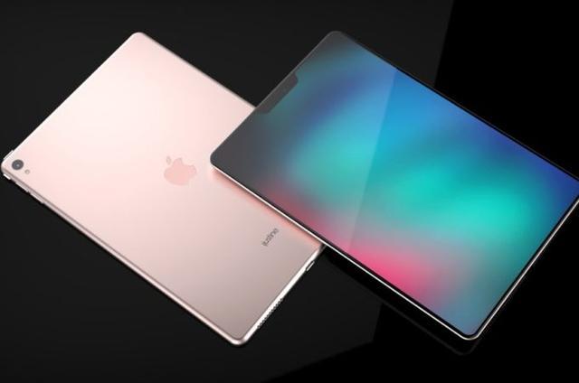苹果iPad X概念美图 95%屏占比超震撼