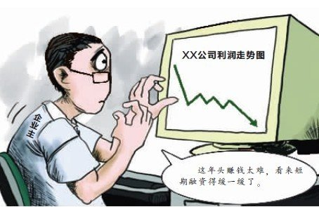 盈利乏力 渝企短期融资趋缓 实体经济或触底反弹