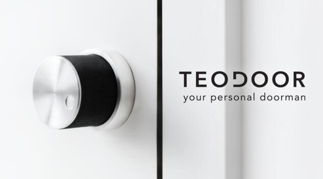 帮你自动拧钥匙的智能门锁Teodoor:靠近自动开锁